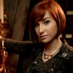 Allison Scagliotti as Claudia Donovon on Warehouse 13. Smart and sassy.