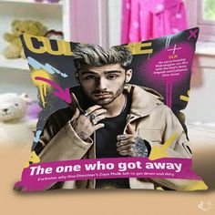 #Zayn #Malik #Pillow #Talk #poster #magazinbe #Pillow #Cases