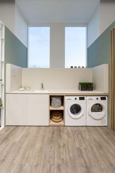 Hotel – Home sont deux des secteurs dans lesquels  KRION® peut être utilisé pour chaque pièce. Ils permettent tous ... Solid Surface