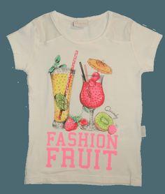 Camiseta Feminina de Algodão com elastano
