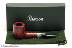 TobaccoPipes.com - Peterson Aran 53 Tobacco Pipe Fishtail, $100.00 #tobaccopipes #smokeapipe (http://www.tobaccopipes.com/peterson-aran-53-tobacco-pipe-fishtail/)