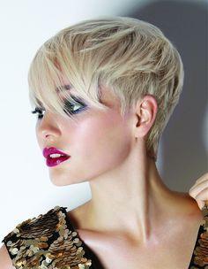 Hair #haircut #pixie #shorthair #peluquería