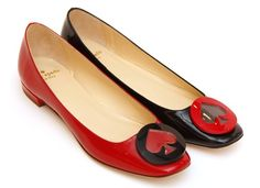 A leading lady in fashion, Kate Spade. Clearly you can see why in these adorable shoes!