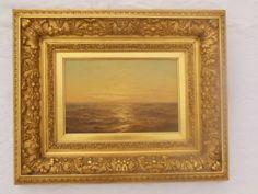 Warren Shepard Oil on Canvas.
