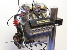 Pro Mod engine