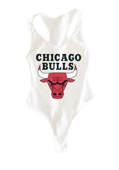 Chicago Bulls bodysuit! ❤