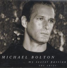 For Sale - Michael Bolton My Secret Passion - The Arias USA Promo  CD-R acetate - See this and 250,000 other rare & vintage vinyl records, singles, LPs & CDs at http://991.com