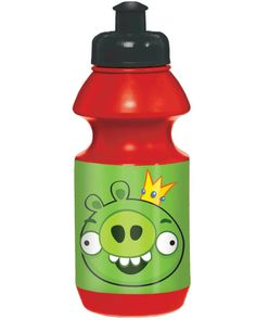 Amscan Fun-Filled Angry Birds Birthday Party Drinking Bottle Favor, Red/Green, 18 oz: The egg-eater King Pig is here to quench your thirst! Guarding eggs sure is hard, and tiring too. Keep your kids hydrated with our Angry Birds Plastic Drink Bottle. Bird Birthday Parties, Boy Birthday, Plastic Drink Bottles, Diy Party Supplies, Bird Theme, Angry Birds, Best Part Of Me, Red Green, Water Bottle