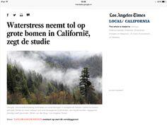 Waterstress Californië