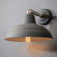 Southwark Wall Light Charcoal
