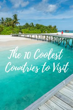 The coolest places in the world, based on our travels to 97 countries - not including the most popular destinations. What's the coolest place you've been? Countries To Visit, Cool Countries, Us Travel, Family Travel, Underground Cities, Ha Long Bay, Easter Island, Before I Die, Go Camping