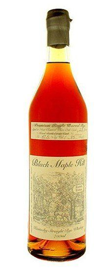 Black Maple Hill 21 Cask 7 Bourbon Whiskey