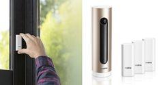 Netatmo's security camera can now upload videos to Dropbox #dropbox #netatmo #tech
