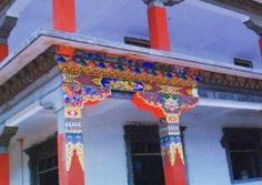 Tibet-column-painting.jpg (448×318)