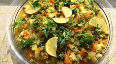 Sellerie mit Orangen und Olivenöl – Portakallı Zeytinyağlı Kereviz