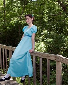 MADE TO ORDER // Wendy Darling Adult Costume. $250.00, via Etsy.