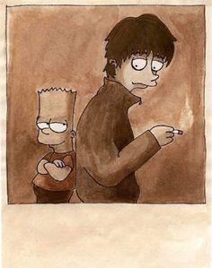 Bart Simpson & Jake Bugg