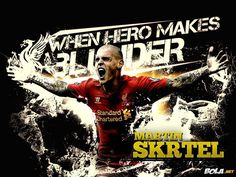 Martin Skrtel Wallpaper HD 2013 #4