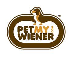 Pet My Wiener by Dannes Wegman, via Behance