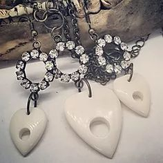 Handmade Bone, Soldered and Electroformed Jewelry from Oklahoma City, Ok. One of a kind jewelry of skulls stones and other oddities. Skull Jewelry, Stone Jewelry, Skulls, Bones, Drop Earrings, Live, Shop, Handmade, Hand Made