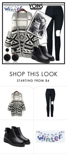 """Yoins"" by erina-salkic ❤ liked on Polyvore featuring yoins, yoinscollection and loveyoins"