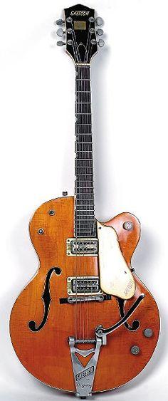 1960 Gretsch 6120.