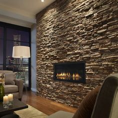 Living Room Stone Wall Design Ideas Pictures Remodel And Decor Indoor