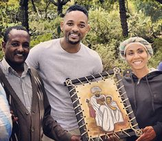 Will and Jada Pinkett Smith support charity:water Ethiopian People, After Earth, Kids Kiss, Charity Water, Childhood Cancer Awareness, Virtuous Woman, Jada Pinkett Smith, Tears Of Joy, Saddest Songs