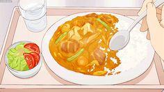 Food in anime - Album on Imgur