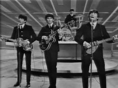 I Want To Hold Your Hand at Ed Sullivan Show