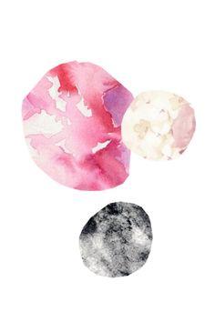 ///Watercolor Circles