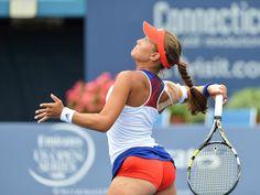 A Look at Smokin' Hot Tennis Star Monica Puig Monica Puig, All Body Workout, Tennis Players Female, Sport Icon, Tennis Stars, Bikini, Sports Figures, Olympians