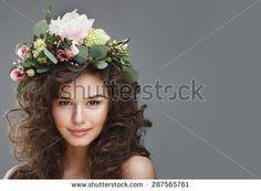 Design Fresh Flowers Fotografie, snímky a obrázky | Shutterstock
