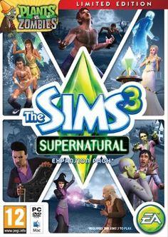 PC: The Sims 3 - Supernatural (Lisäosa) en maksa tästä yli 20€
