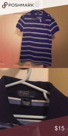 Boys Polo Ralph Lauren Boys Polo in perfect condition. No stains or snags!! Polo by Ralph Lauren Shirts & Tops Polos