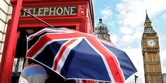 Looking for information on common UK expressions and slang? Read on to enjoy a list of expressions that will gear you up for your time in the UK! Barrel Of Monkeys, Apa Style, London Free, Under My Umbrella, Umbrella Art, British Invasion, Flags Of The World, English Grammar, Teaching English