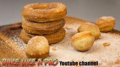 Easy Pizza Dough Donuts Recipe