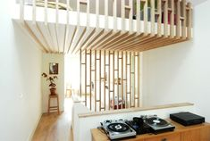 THE Architectes - claustra