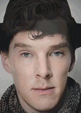 Benedict Cumberbatch. Shapeshifter. I just can't stop watching his eyes. His big beautiful blue eyes <3