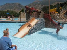 Utah Valley Family Adventures: Lindon Aquatics Center