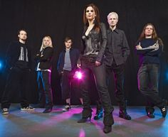 Delain -love Charlotte's outfit-