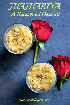 Jhajhariya/Sweetcorn Pudding - A Microwave Recipe - Jhajhariya/Sweetcorn Pudding - A Microwave Recipe - For any festive occasion, try this long forgotten Indian dessert made with sweet corn and 3 other basic ingredients. #rakshabandhan