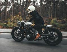 1983 Honda CB750 K(Z) by Hookie Co.