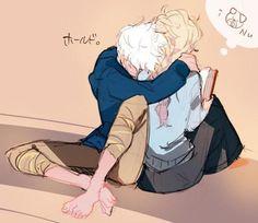 Jelsa's hug ! I love them don't u ?