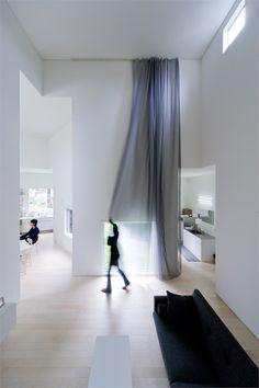 House O, Saroma, Tokoro-gun, 2009 by Jun Igarashi Architects
