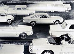 Testing Fiat cars in 1970 - Archivio e Centro Storico Fiat