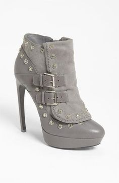 Holy SPENDY but freaking cute!  I found 'Alexander McQueen Buckle Boot' on Wish, check it out!