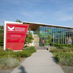 The Kwantlen Polytechnic University Cloverdale campus is but a short 5 minute drive from your #LATIS residence. http://jell.ly/txgan  #Cloverdale #Condo #Frontline #RealEstate #Community #NewHome #BeautifulBC #ForSale