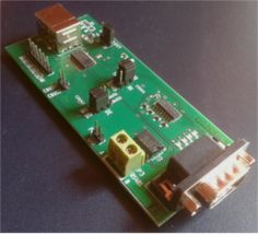 Buy usb to rs485 converter from ebay.Visit http://xanthium.in/USB-to-Serial-RS232-RS485-Converter to know more