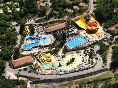 De Zwembaden En Glijbanen Van Camping Le Pommier Heeft U Plannen Om Uw Vakantie Te
